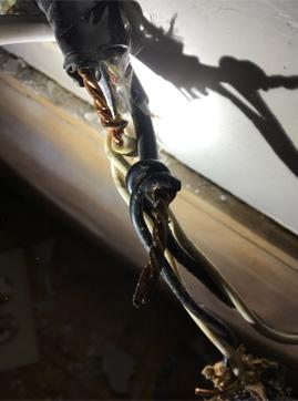 Knob & Tube   Knob and Tube Wiring