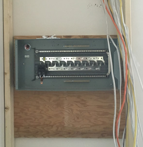 replace electrical switch, replace generator panel, moving electrical panel, replace electrical panel breaker, on how to replace electrical service panel